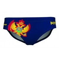 Water polo brief Montenegro