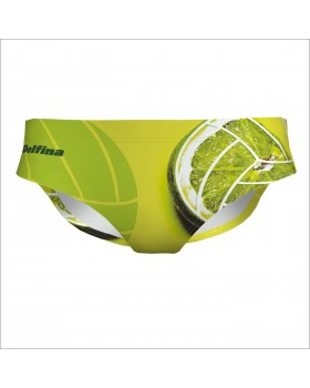Water polo brief Lemon