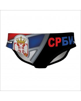 Water polo brief Serbia