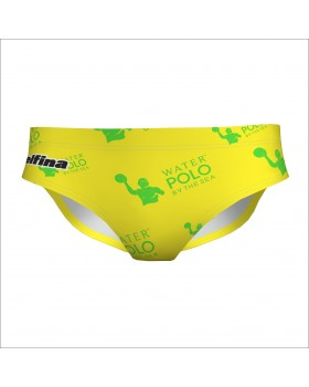 Water polo brief WP ByTheSea