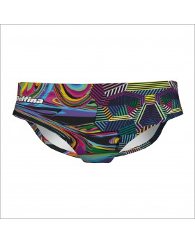 Water polo brief Psycho Scull